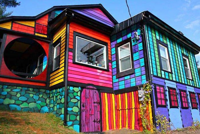 Colores para pintar una casa | | Decoración con Madera