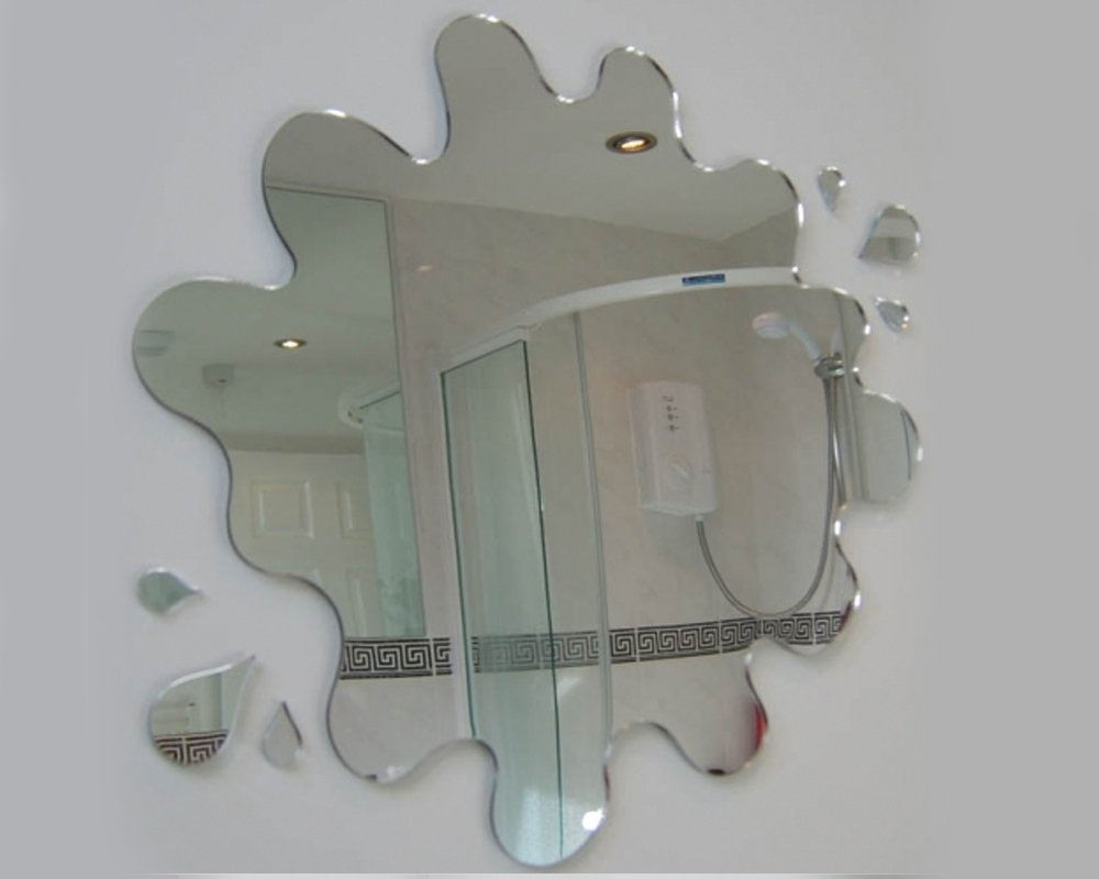 Espejos decorativos originales decoraci n con madera for Espejos originales