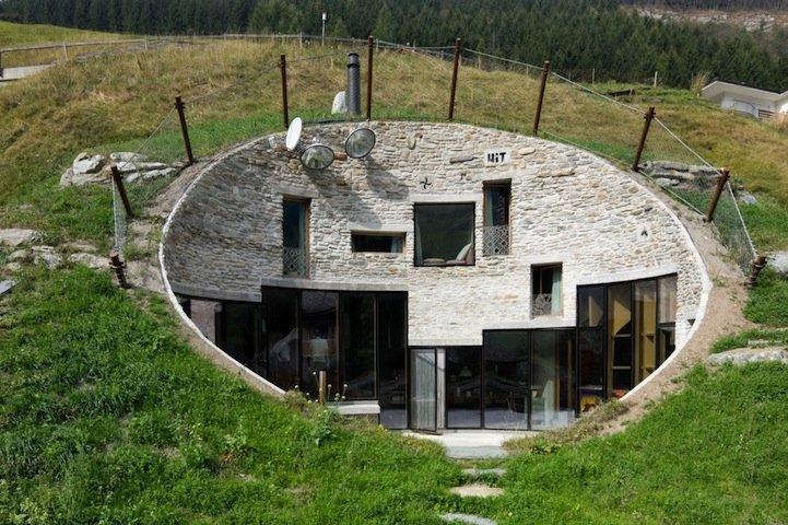 Casas en entornos increíbles | | Decoración con Madera