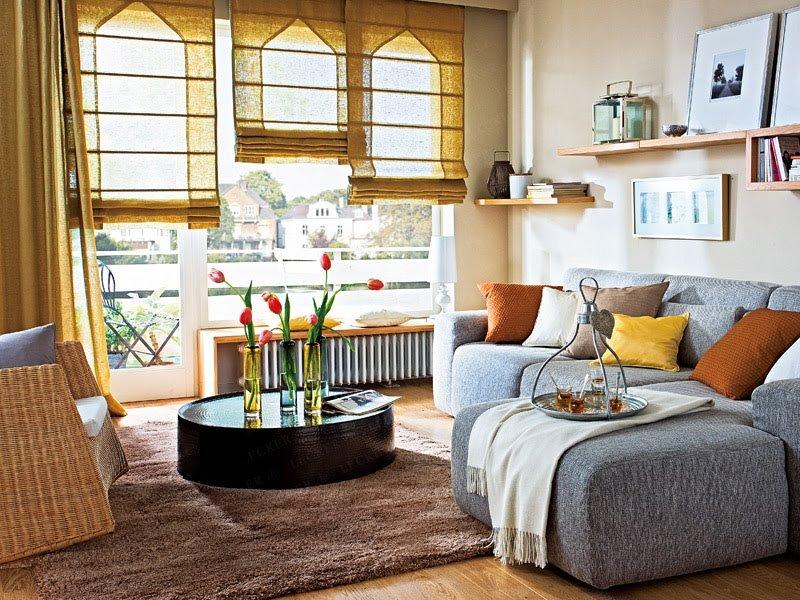 Decoraci n estilo rabe decoraci n con madera Decoracion estilo arabe