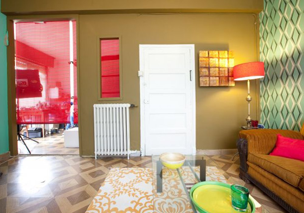 Retro decoracion gallery of cmo dar un toque vintage a la - Decoracion retro americana ...