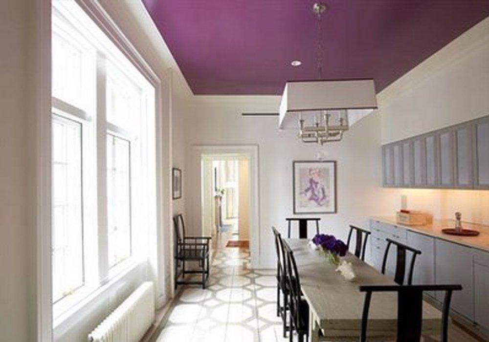 Pintar un sal n de manera diferente decoraci n con madera - Colores relajantes para salones ...