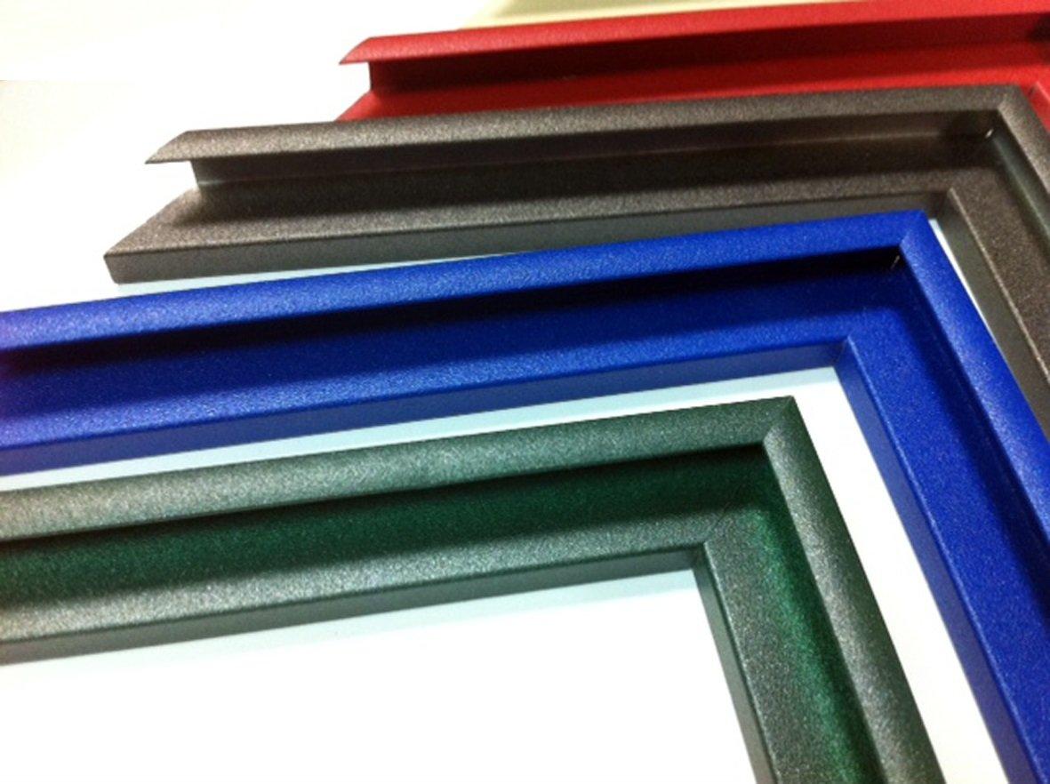 Trucos para elegir marcos para cuadros decoraci n con for Marcos para cuadros a medida