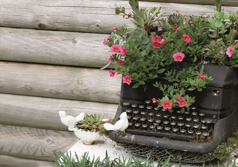 jardineras baratas decoraci n con madera
