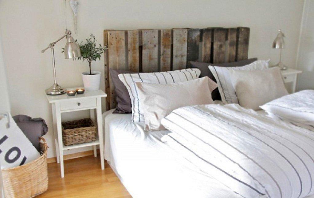 Muebles con palets: Cabecero de cama | | Decoración con Madera