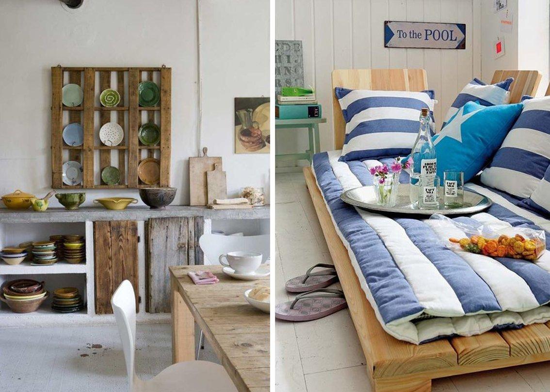 Armarios reciclados decoracion moderna con muebles - Recuperar muebles viejos ...