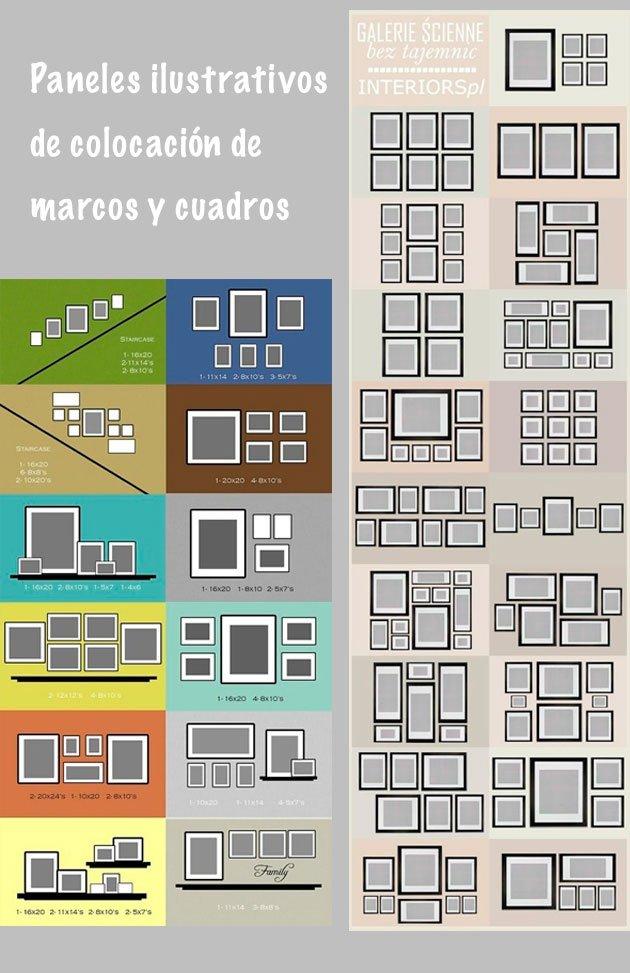 El arte de colgar un cuadro | | Decoración con Madera